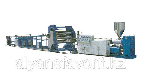 Экструзионная линия для производства листа SJ 120/1500, фото 2