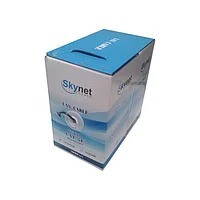 SkyNet Standart UTP indoor 5e 4*2*0.5 Cu, кабель витая пара