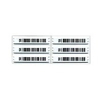 DR Barcode акустомагнитная наклейка 58 кГц упаковка 108 шт.