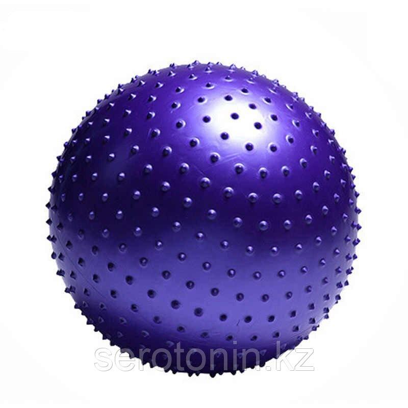 Мяч гимнастический Ежик 65 см - фото 1