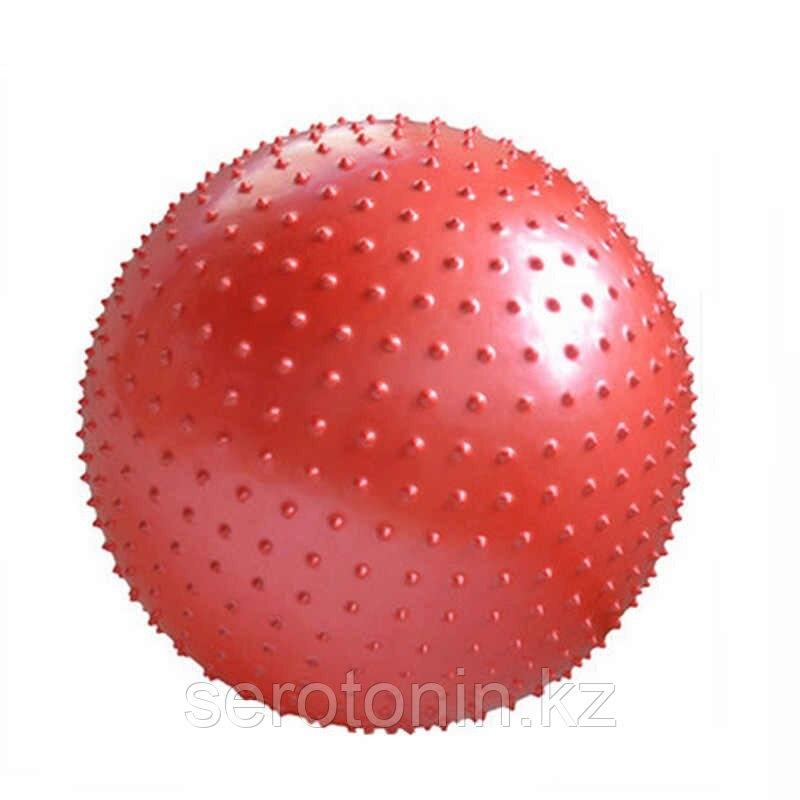 Мяч гимнастический Ежик 65 см - фото 5