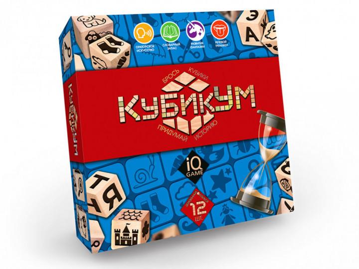 Настольная игра КубикУм, придумай историю