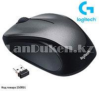 Компьютерная мышь беспроводная оптическая 1000 dpi USB Logitech M235 Wireless Mouse серый