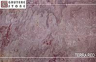 Каменный шпон Terra Red гибкий камень