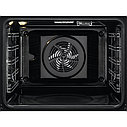 Встраиваемый Электрический Духовой шкаф 600 PRO с функцией пара SteamBake Чёрного цвета, фото 2