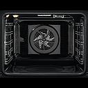 Встраиваемый Электрический Духовой шкаф Electrolux Intuit 600 PRO с функцией пара SteamBake Нержавеющая сталь, фото 3