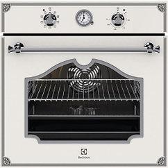 Встраиваемый Электрический Духовой шкаф 600 FLEX SurroundCook Rococo Кремовый