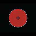 Встраиваемая Варочная панель 300 Radiant Hob Чёрного цвета 60 см, фото 3