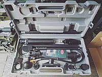 ROCK FORCE Набор гидравлического оборудования для кузовных работ 10т. в кейсе ROCK FORCE F-0010K