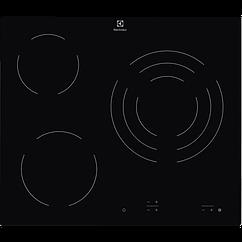 Встраиваемая Варочная панель 300 Radiant Hob Чёрного цвета 60 см