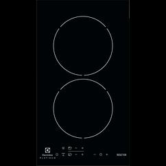 Встраиваемая Варочная панель 300 Domino Чёрного цвета 29 см