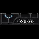 Встраиваемая Варочная панель 600 PRO Slim line Чёрного цвета 60 см, фото 4