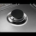 Встраиваемая Варочная панель 600 PRO Slim line Нержавеющая сталь 60 см, фото 4