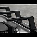 Встраиваемая Варочная панель 600 PRO Slim line Нержавеющая сталь 60 см, фото 5