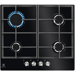 Встраиваемая Варочная панель 600 PRO GOG line Чёрного цвета 60 см