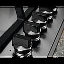 Встраиваемая Варочная панель 600 PRO Slim line Нержавеющая сталь 75 см, фото 3