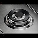 Встраиваемая Варочная панель 600 PRO Slim line Нержавеющая сталь 75 см, фото 4
