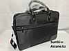 """Функциональная деловая сумка """"Cantlor"""".Высота 28 см, ширина 39 см, глубина 11 см."""