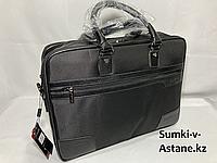 """Функциональная деловая сумка """"Cantlor"""".Высота 28 см, ширина 39 см, глубина 11 см., фото 1"""