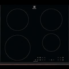 Встраиваемая Варочная панель Electrolux Intuit 300 SlimFit Чёрного цвета 60 см