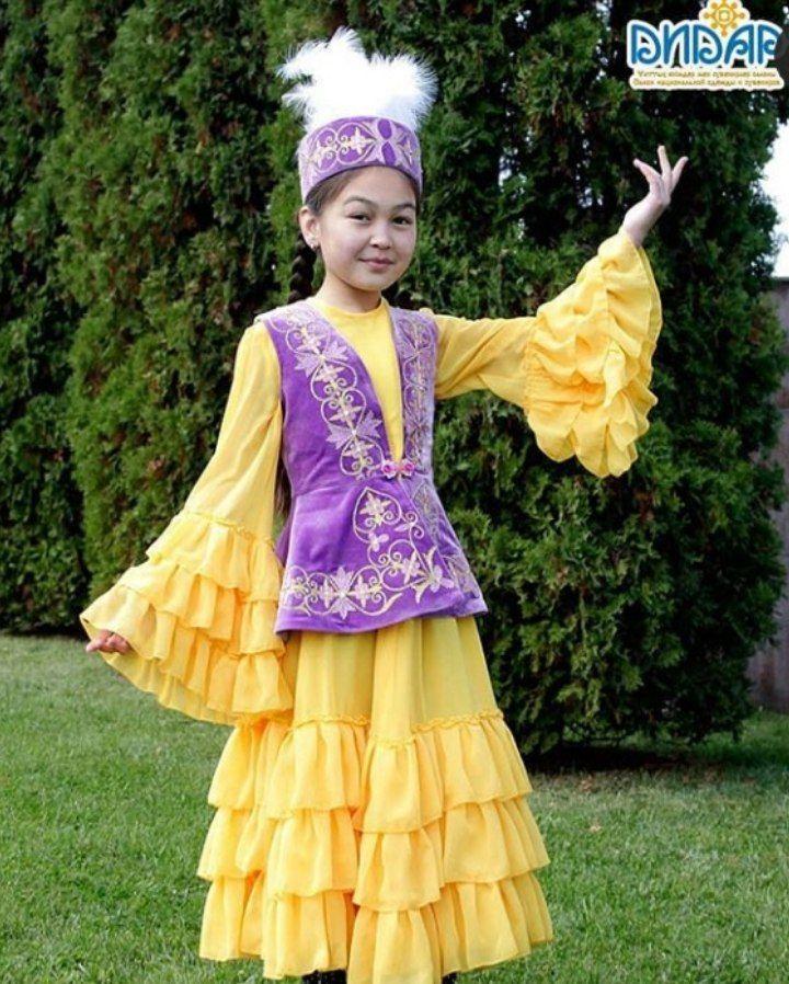Национальные детские костюмы - фото 5