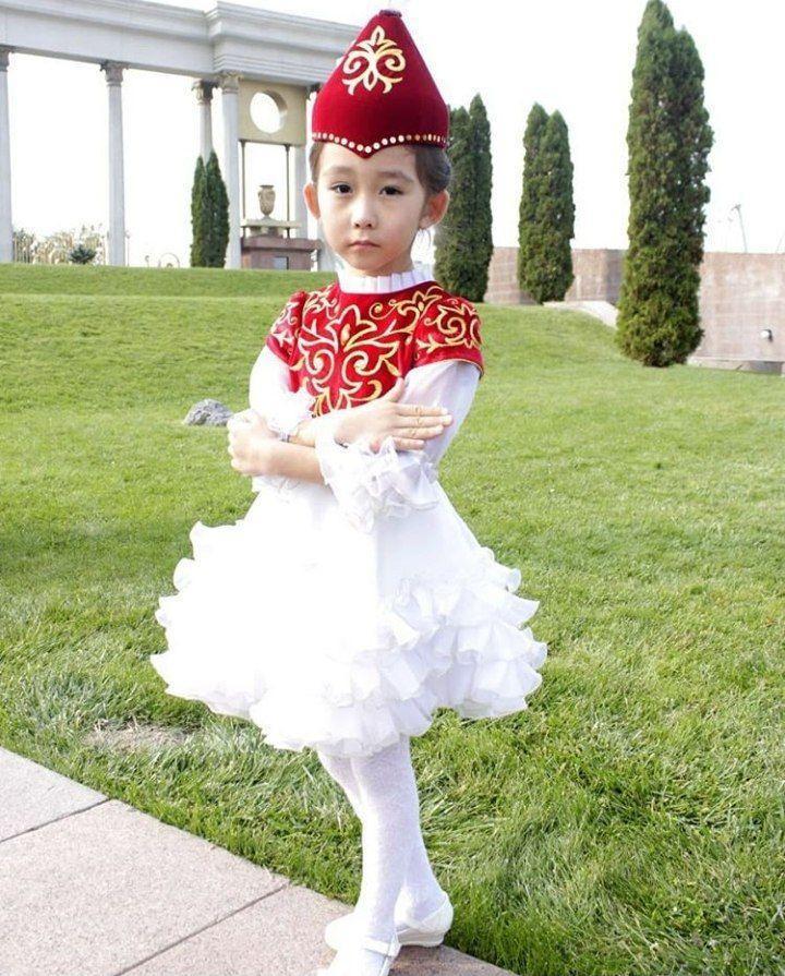 Национальные детские костюмы - фото 7