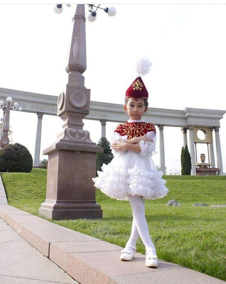 Национальные детские костюмы - фото 8