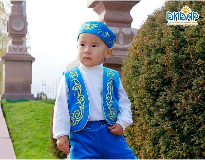Национальные детские костюмы - фото 1