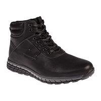 Ботинки мужские, цвет чёрный, размер 44