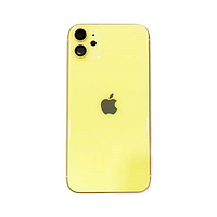 Корпус apple iphone 11, желтый