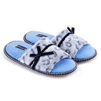Тапочки женские, цвет синий, размер 41