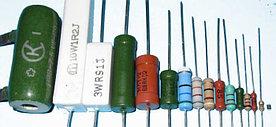 Резистор RFP-1109 50 Ом 100 Вт