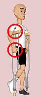 Как правильно настроить костыли?