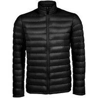 Куртка мужская Wilson Men, размер L, цвет чёрный