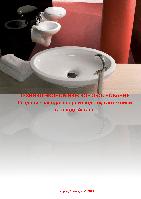 ТЭО «Создание завода по производству санфаянсовых изделий (раковины, унитазы, ванны и т.д.)»