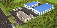 БИЗНЕС-ПЛАН ПРОЕКТА «Строительство производственной базы»