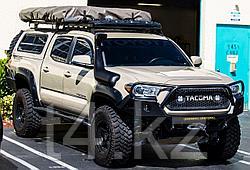 Toyota Tacoma 2016-2021 шноркель - RIDEPRO 4X4