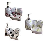 Набор керамический для ванной 2136, фото 3