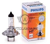 12972PRC1 H7 12V 55W Philips Premium Vision Штатная галогенная лампа