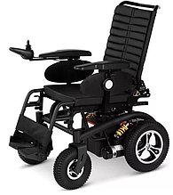 Инвалидная коляска электр.,COSIN COLOR 220D, 24v 900w. Аккум. гелевый 24v 40A/H. До 180 кг. Для полных людей.