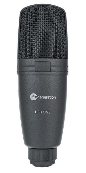 Студийные микрофоны Fun Generation USB One