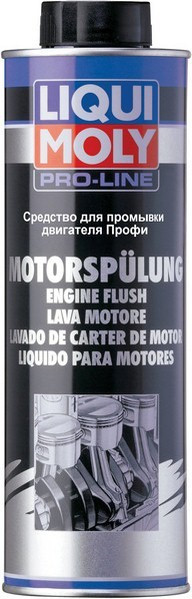 Промывка двигателя 10-ти минутная Pro-Line Motorspulung LIQUY MOLY 500ml