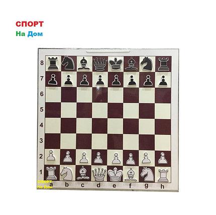 Шахматы настенные магнитные (Габариты: 90 * 90 см), фото 2