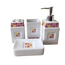 Набор керамический для ванной 2101, фото 3