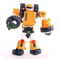 Тобот мини Т робот трансформер, фото 1