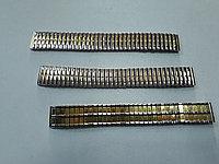 Металлический браслет-резинка на наручные часы