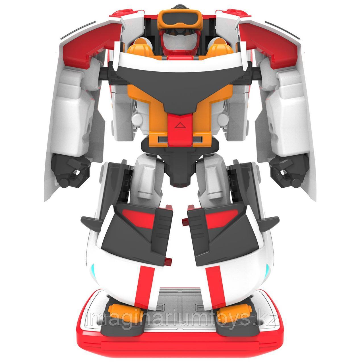 Тобот мини V робот трансформер
