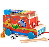 Машина сортер с ксилофоном