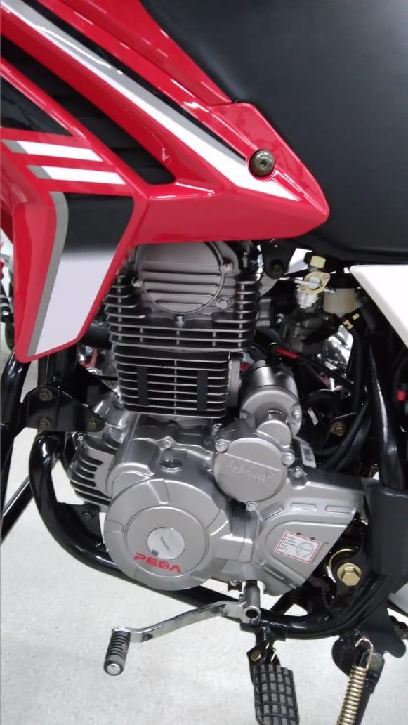 Мотоцикл Peda Enduro B10 - фото 7