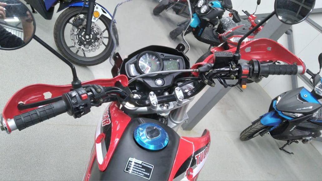 Мотоцикл Peda Enduro B10 - фото 5
